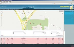 تولید سامانه های Web GIS و Mobile GIS
