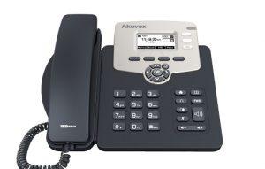 تلفن IP آکووکس Akuvo کارشناسی مدل SP-R52